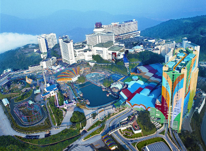Welcome to a whole new world of play at Europe's first resort casino.